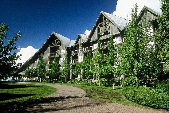 The Aspens by ResortQuest Whistler: External View
