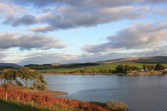 Kendal, UK: Killington Lake