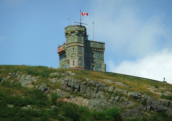 Cabot Tower - Picture of St. John's, Newfoundland