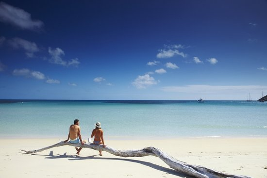 Lizard Island Resort : Lizard Island - Watson's Beach