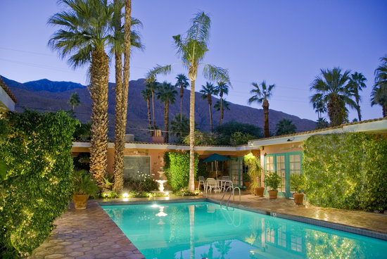 Photo of Villa Rosa Inn Palm Springs