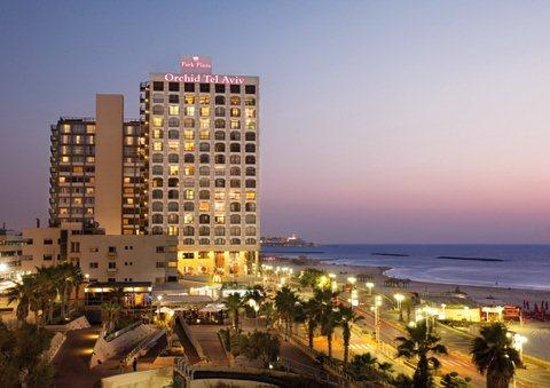 Park Plaza Orchid Tel Aviv: Main Photo