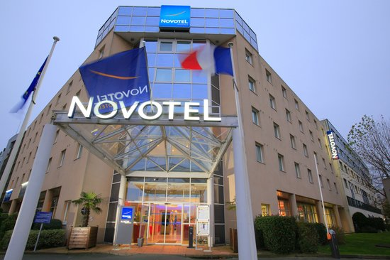 Novotel Nantes Centre Bord de Loire