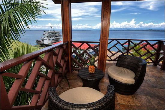 Hotel Palma Royale: View from the Penthouse Suite