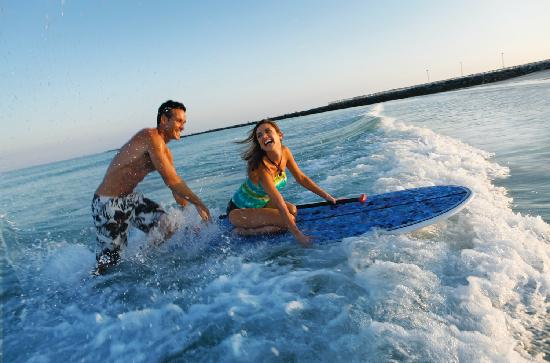 Floride : Surf the waves