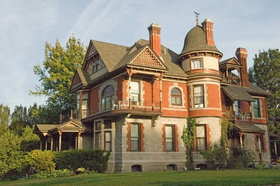 Photo of Roberts Mansion Spokane