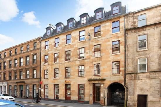 SACO Glasgow - Cochrane Street: Apartment