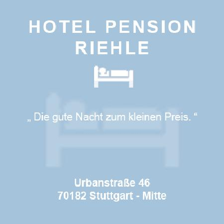 Photo of Hotel Pension Riehle Stuttgart