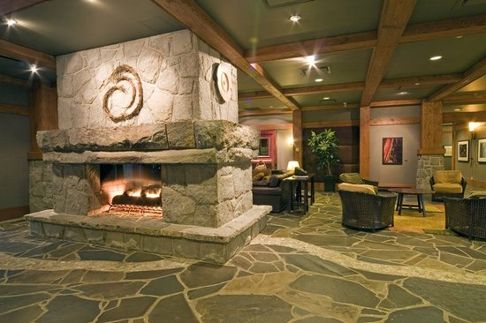 First Tracks Lodge Lobby