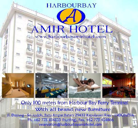 Harbour Bay Amir: Flyer Promo Hotel Facility