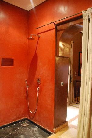 Riad Akka: Loved the Shower! But, again, no shower curtain :)