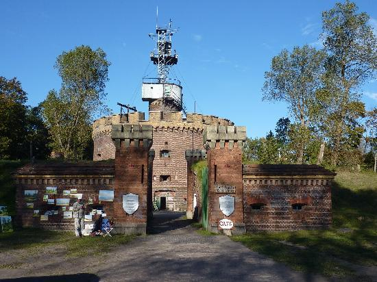 Swinoujscie, Polen: Fort