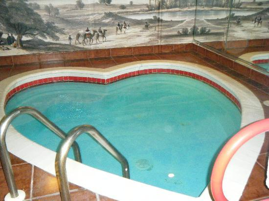 Mount Pocono, PA: pool in room!