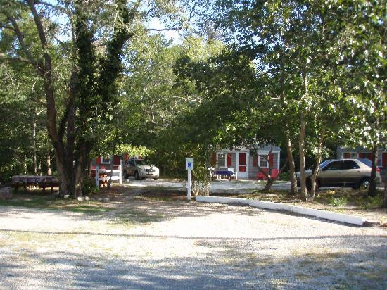 Ridgewood Motel and Cottages: cottages