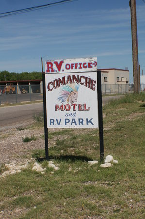 Comanche Motel & RV Park
