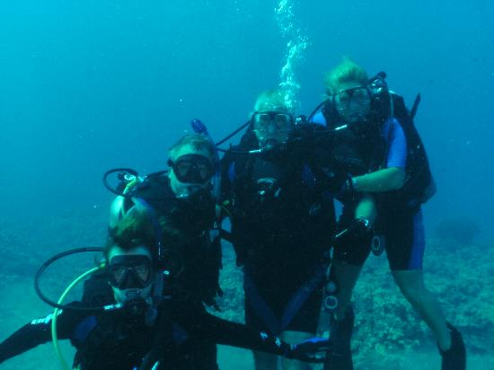 Royal Mauian: This was mostly a scuba diving trip for us