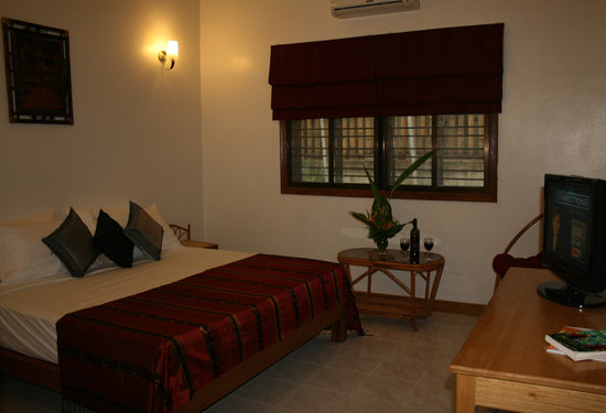 Horizons Cambodia: Deluxe room