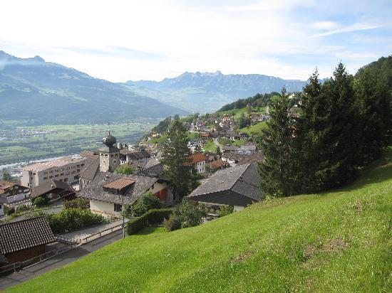 Liechtenstein: Triesenberg