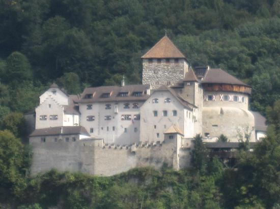 Liechtenstein: Castle