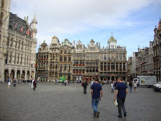 Grand Place - Great Attractions (Brussels, Belgium) - Video of Grand-Place, Brussels