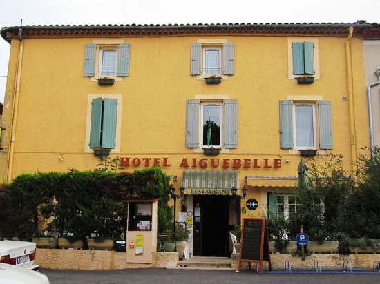 Hostellerie l'Aiguebelle