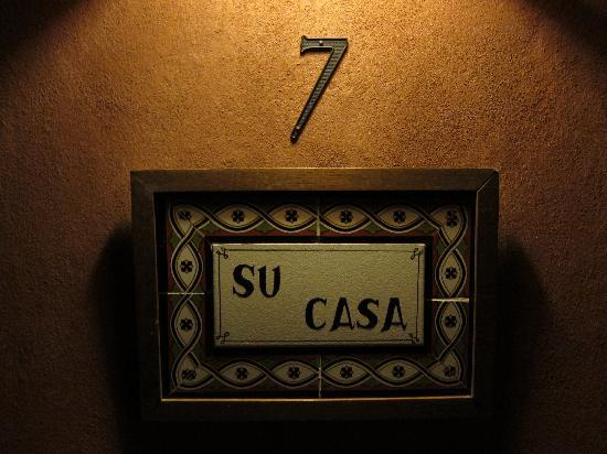 Kuychi Rumi: Our casa was furthest from the gate. We loved it.