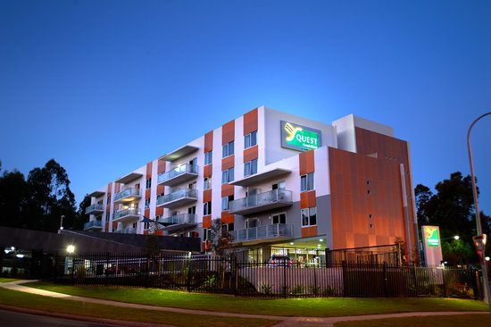 ‪Quest Campbelltown Serviced Apartments‬