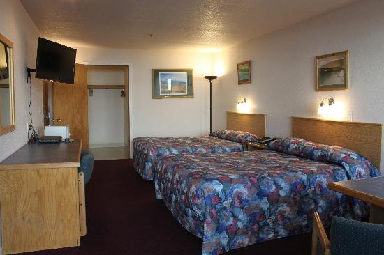 Silver Lake Motel: Standard Room
