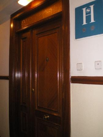 Hostal Ana Belen : ingresso 