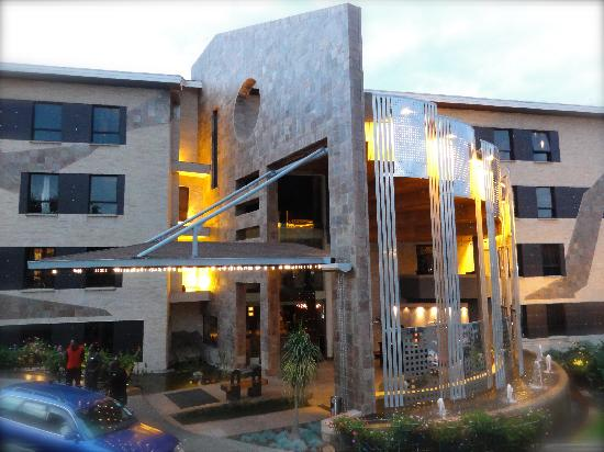 Front view - Tribe Hotel