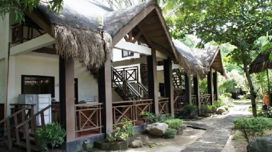 Sabangan Beach Resort: loft type