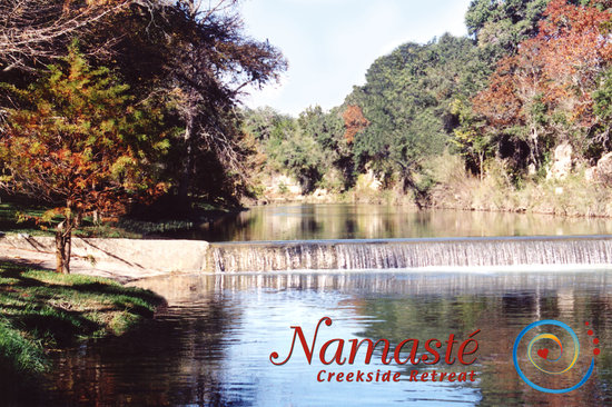 ‪‪Namaste Retreat Guesthouse B&B‬: Cibolo Creek‬