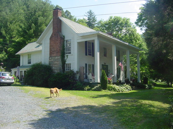 Baird House of Valle Crucis