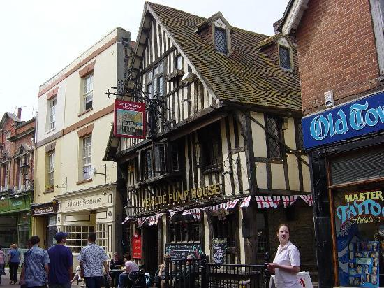 Hastings, UK: Ye Olde Pump House