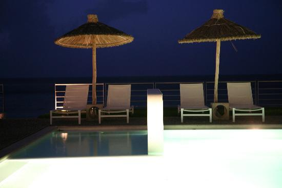 Ammos Hotel: Nocturne
