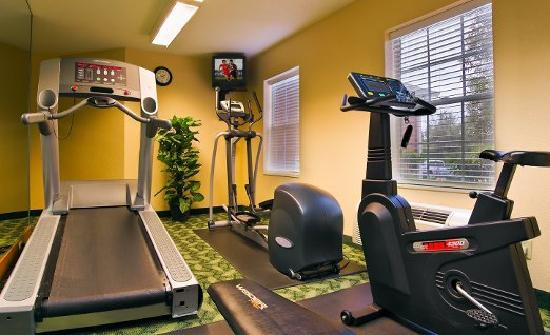 TownePlace Suites Tampa North/I-75 Fletcher: Fitness Center
