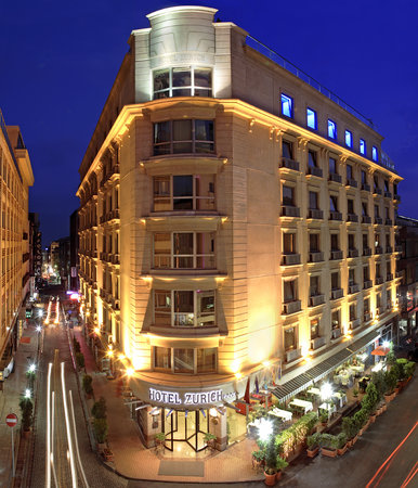 Photo of Hotel Zurich Istanbul