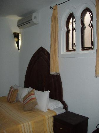 Hotel Dar Mounir: notre chambre