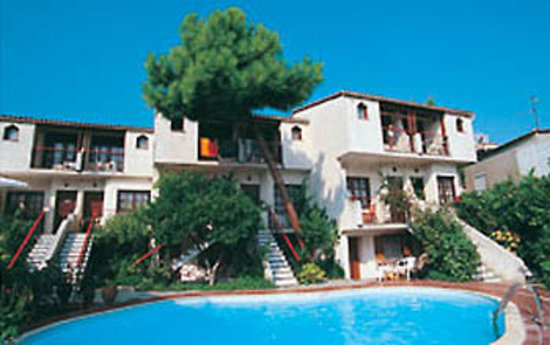 Photo of Hotel Kipos Thassos Town