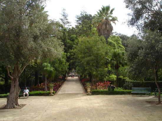 San Anton Gardens Attard Malta Address Tickets
