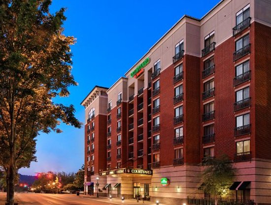 Courtyard by Marriott Chattanooga Downtown: Exterior