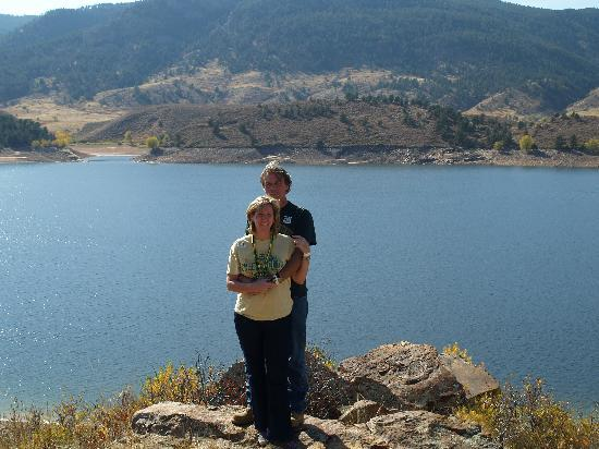 Fort Collins, CO: horsetooth reservoir