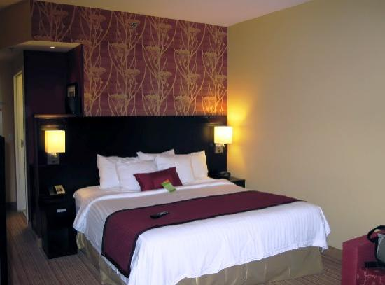 Courtyard by Marriott Midland Odessa: King Room