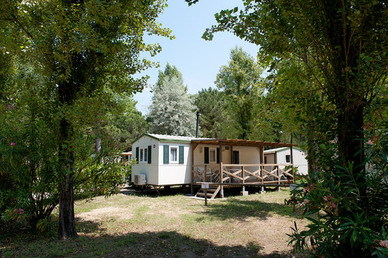 Cavallino-Treporti, Italien: Mobile Home Camping Ca&#39;Savio in Cavallino Treporti