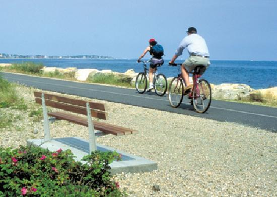 Shining Sea Bikepath