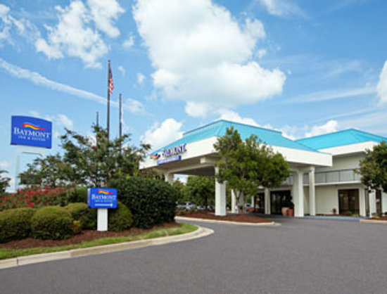 Baymont Inn & Suites/Camp Lejeune