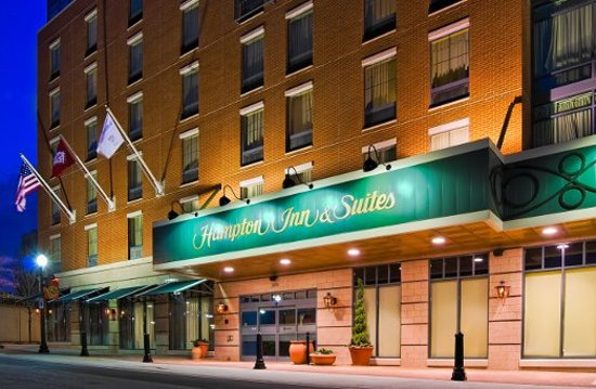 ‪‪Hampton Inn & Suites Little Rock - Downtown‬: Exterior‬