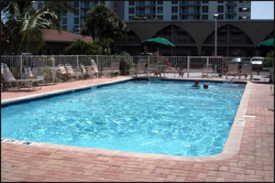 Mosley Motel: Pool