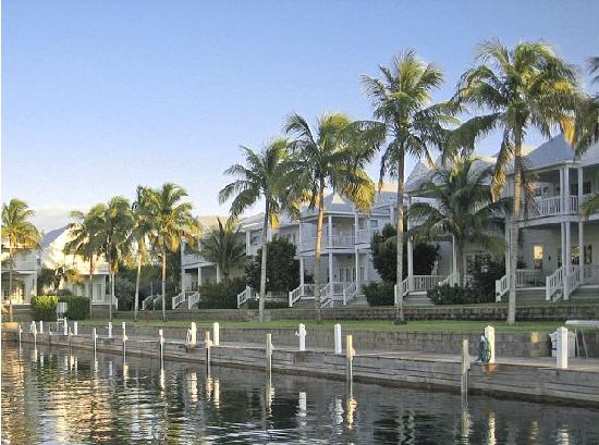 Fishing in the Bay behind Indigo Reef - Picture of Indigo Reef Marina Homes Resort, Marathon ...