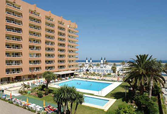 Hotel-Apartamentos PYR-Fuengirola